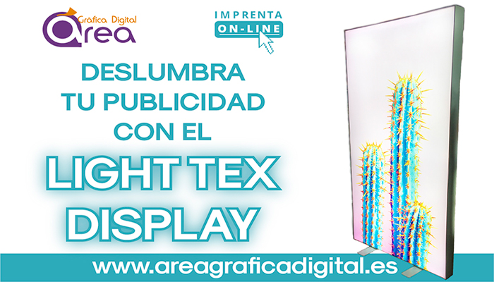 Aréa Gráfica Digital:¿Necesitas un display...